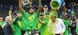 Oregon clocks Kansas to advance to first Final Four since 1939