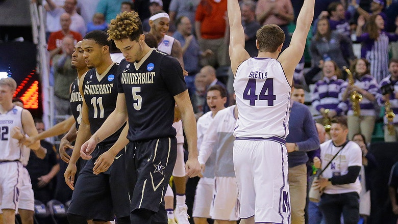 March Madness Day 1 roundup: Fisher-Davis's foul will live in infamy