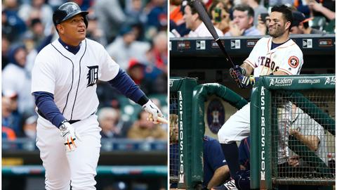Venezuela (Maracay): Miguel Cabrera, 1B, Detroit Tigers; Jose Altuve, 2B, Houston Astros