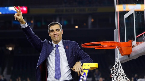 Bucknell: Jay Wright (Villanova basketball coach)