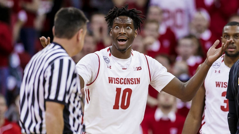 Nigel Hayes is totally right about why he doesn't like New York