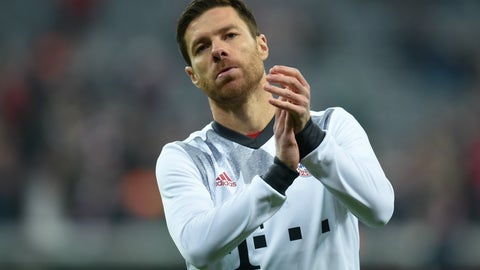 Xabi Alonso - 126 appearances*