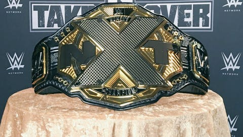 The new NXT Women's Championship