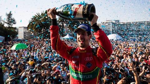FIA Formula E Championship Mexico City ePrix