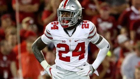 Ohio State S Malik Hooker: Reggie Nelson, Raiders