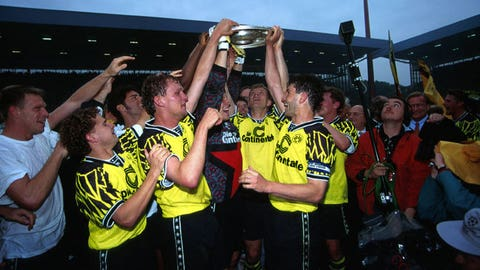 Dortmund's breakthrough (1994-96)