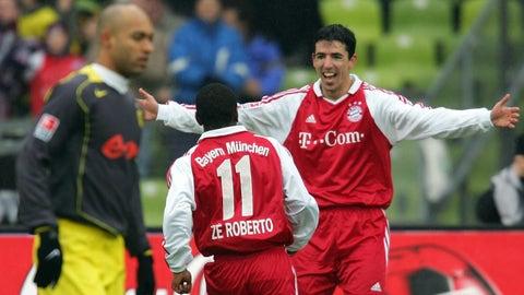 Brilliant Bayern, dormant Dortmund (2003-10)