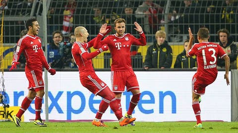 The Gotze Saga and Bayern's triple swoop