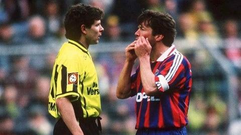 Birth of the rivalry (1997)