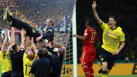 Dortmund reignite the rivalry (2010-12)