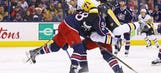 Jackets and Penguins face off with playoff matchup in mind