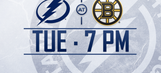 Tampa Bay Lightning at Boston Bruins game preview