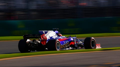 Toro Rosso - HOT