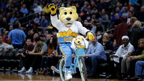 Denver Nuggets: Rocky