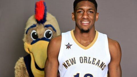 New Orleans Pelicans: Pierre the Pelicans