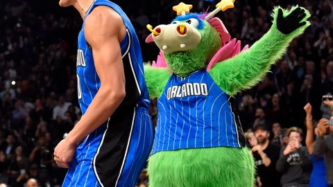 Orlando Magic: Stuff the Magic Dragon