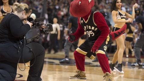 Toronto Raptors: The Raptor
