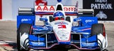 Starting lineup for Sunday's Grand Prix of Long Beach