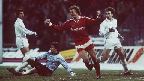 The European Cup era