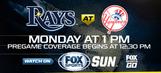 Tampa Bay Rays at New York Yankees game preview