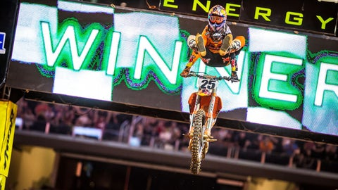 6. Marvin Musquin - 450SX Supercross at Arlington
