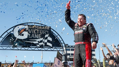 2. Ryan Newman - Monster Energy NASCAR Cup at Phoenix