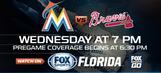 Atlanta Braves at Miami Marlins game preview
