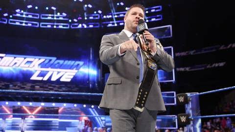 WINNER: Kevin Owens (SmackDown)