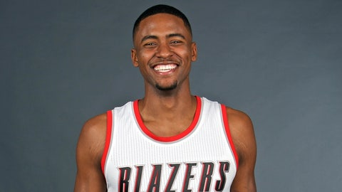 Moe Harkless, Blazers forward, earns $500000 bonus by not shooting 3's