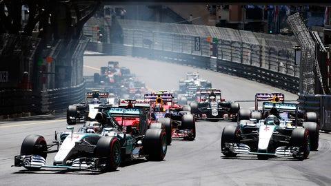 Missing Monaco
