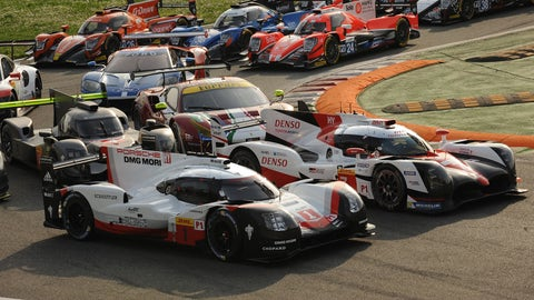 The 2017 FIA World Endurance Championship kicks off this weekend at 7 a.m. ET Sunday on FS1. (Photo: LAT Images)