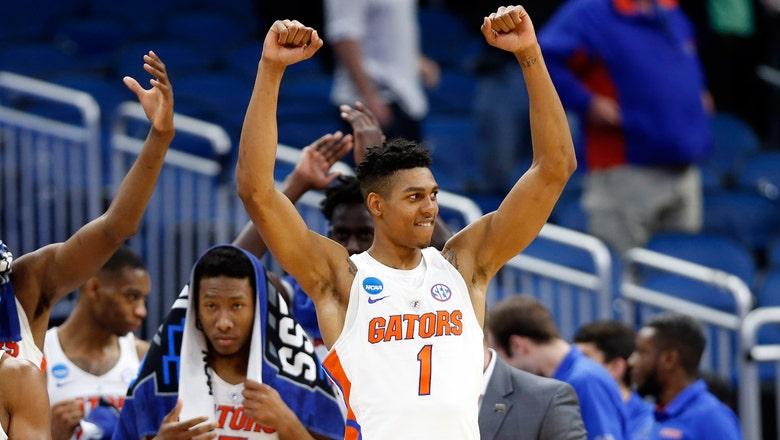 Florida junior forward Devin Robinson leaving early to enter NBA draft