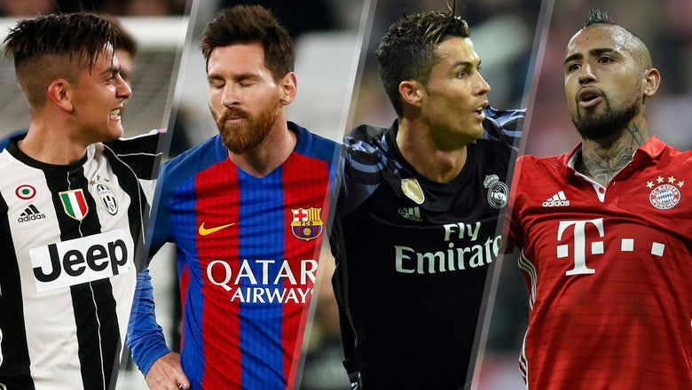 What each Champions League team needs to do to advance to the semifinals