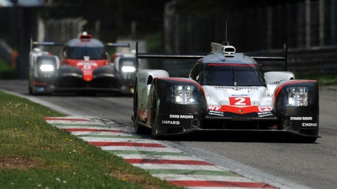 New regulations for the 2020 LMP1 cars will be revealed ahead of Le Mans. (Photo: LAT Images)