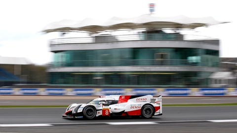 Sunday's Six Hours of Silverstone marks the season-opener for 2017 FIA World Endurance Championship. (Photo: LAT Photographic)