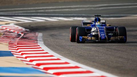 Marcus Ericsson - Sauber