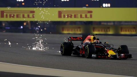 Max Verstappen - Red Bull