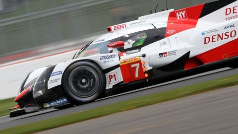 Live coverage of the Six Hours of Silverstone begins at 7 a.m. ET Sunday on FS1. (Photo: LAT Photographic)