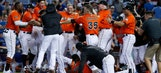 Another one: Marlins walk-off again over Mets to win series