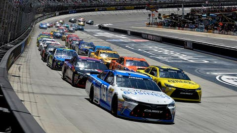 Monster Energy NASCAR Cup Series - Bristol