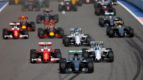 Formula One - Russia