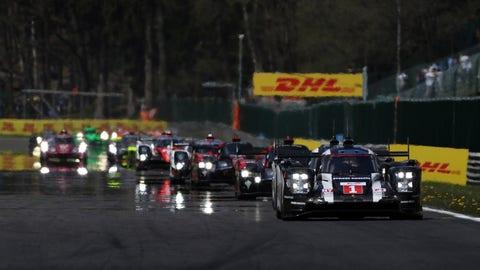 FIA WEC - Spa