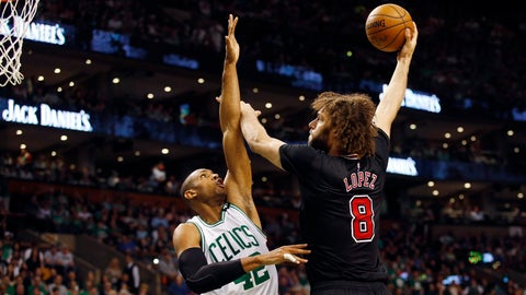 Bench: Robin Lopez, C, Chicago Bulls