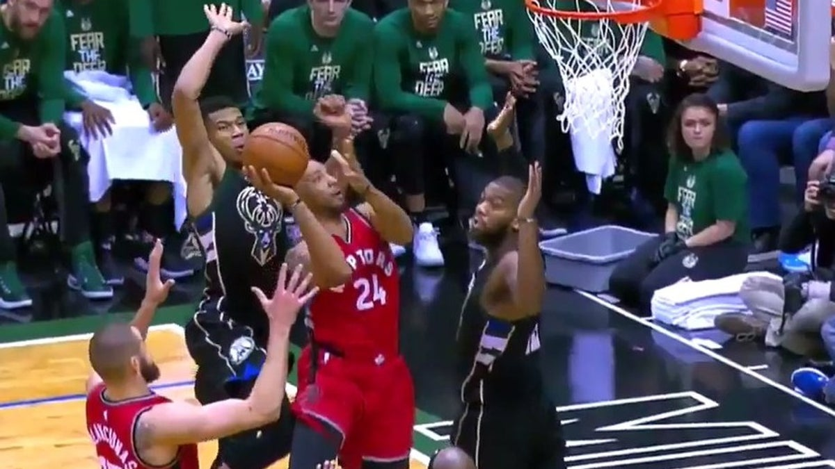 The Bucks trolled the Raptors with the 'Barney' theme song, then crushed their souls