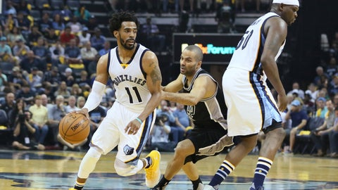 The San Antonio Spurs can't depend on Tony Parker any longer