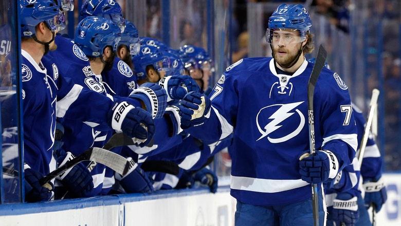 Lightning's Victor Hedman named finalist for Norris Trophy