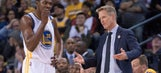 Steve Kerr's health will decide who wins the NBA championship
