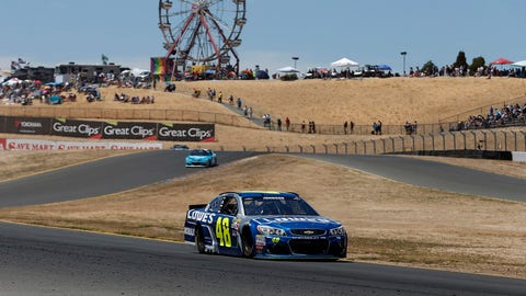 Toyota/Save Mart 350 Race Preview