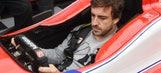 Fernando Alonso's visit to Barber Motorsports Park