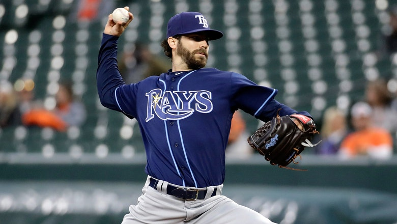 Relievers deliver the goods for Rays in shutting out Orioles